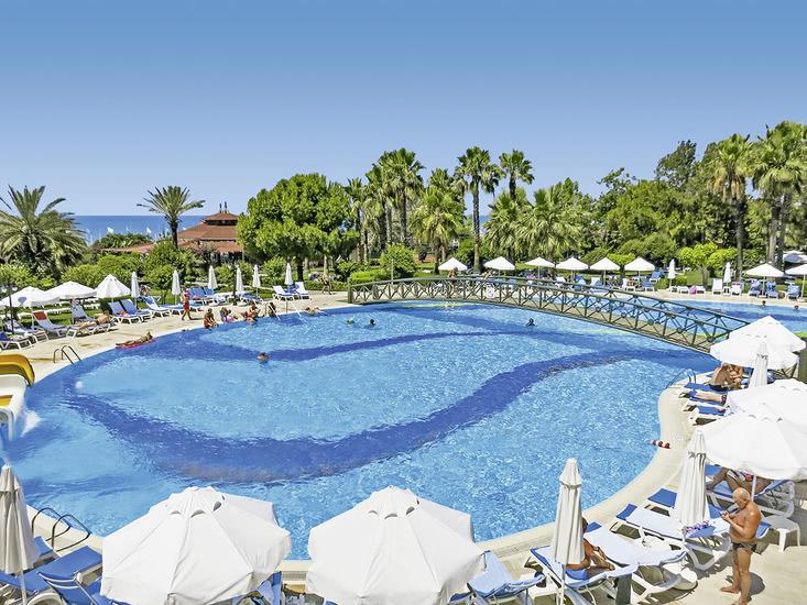 8 daagse vliegvakantie naar Terrace Beach Resort in side, turkije