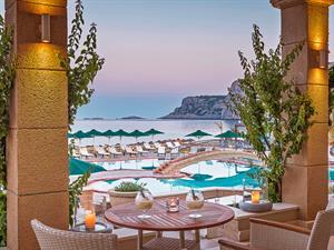 Mitsis Lindos Memories Resort Beach
