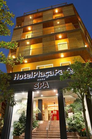 Fergus Style Plaza Paris En Spa - Allinclusive reis