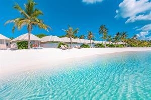 Olhuveli Beach En Spa Resort - Allinclusive reis