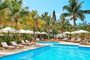 Mauritius, Oostkust, Trou D Eau Douce