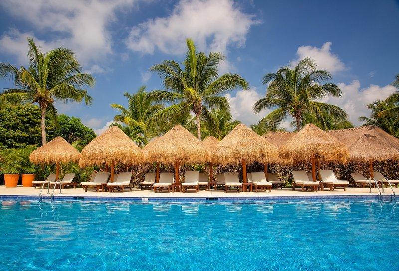8 daagse vliegvakantie naar Valentin Imperial Maya in playa del carmen, mexico