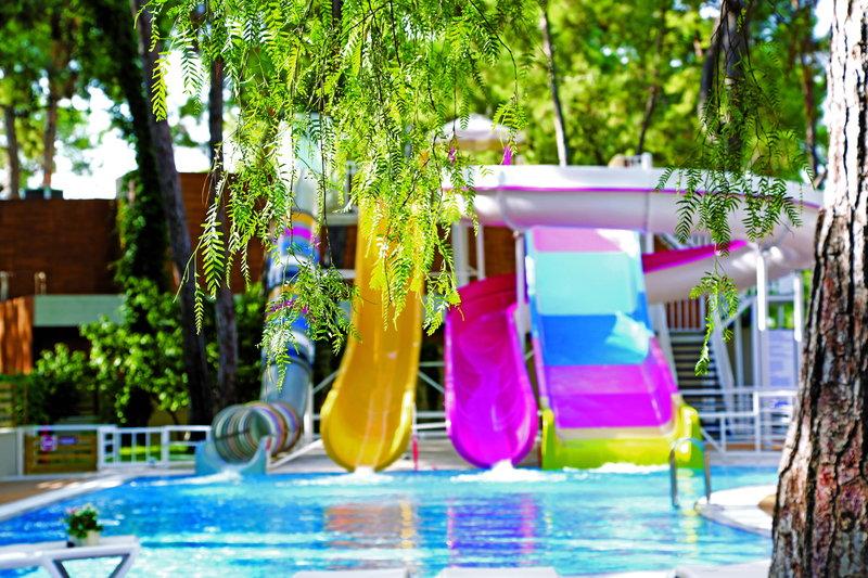 8 daagse vliegvakantie naar Kemer Holiday Club in kemer, turkije