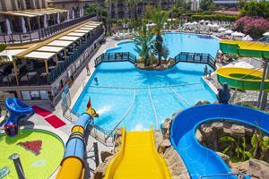 Alba Resort - Allinclusive reis