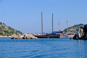 Blue Cruise Antalya - Fly Cruise Blue Cruise Antalya