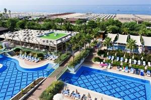 Turkije, Turkse Riviera, Evrenseki