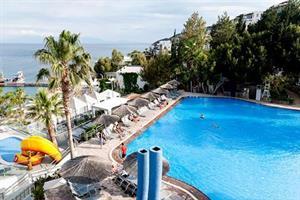 Hotel Club Isis En Spa