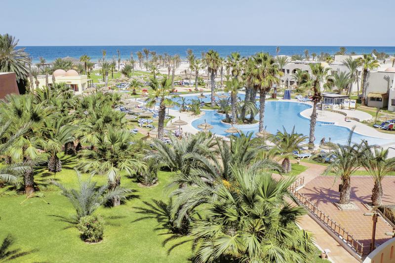 8 daagse vliegvakantie naar Meridiana in djerba, tunesie