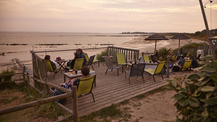 8 daagse kampeervakantie naar De la Baie in la trinite sur mer, frankrijk