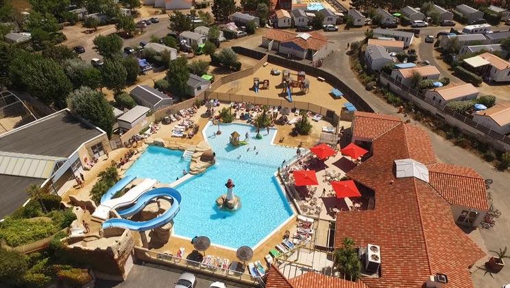 15 daagse kampeervakantie naar Sol a Gogo in st. hilaire de riez, frankrijk