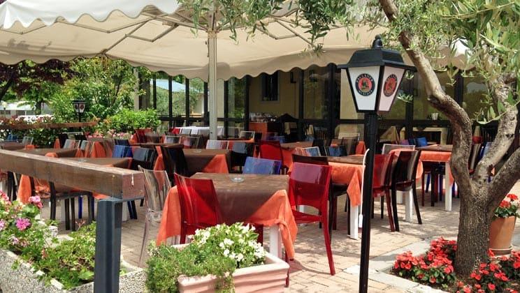 8 daagse kampeervakantie naar Serenella in bardolino, italie
