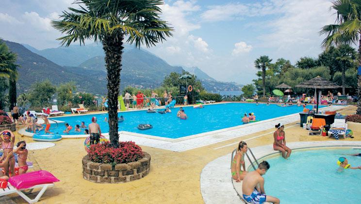 15 daagse kampeervakantie naar Weekend in s. felice del benaco, italie
