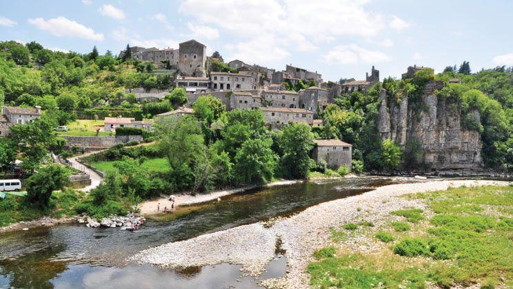 8 daagse kampeervakantie naar La Bastide en Ardeche in sampzon, frankrijk