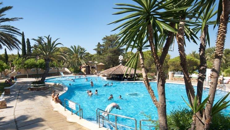 15 daagse kampeervakantie naar Park Playa Bara in roda de bara, spanje