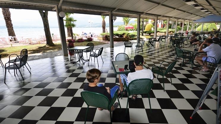 8 daagse kampeervakantie naar Lido Camping Village in bolsena, italie