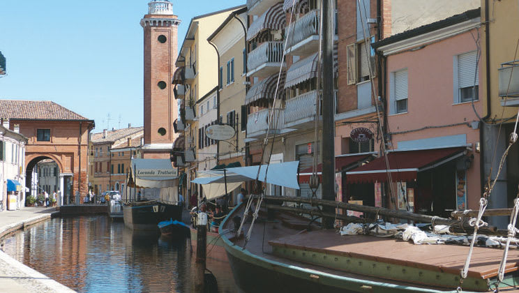 8 daagse kampeervakantie naar Spiaggia e Mare in porto garibaldi, italie