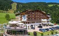 8 daagse vliegvakantie naar Schwebebahn Alpine Resort in zell am see, oostenrijk