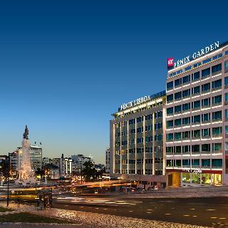 8 daagse vliegvakantie naar HF Fenix Garden in lissabon, portugal