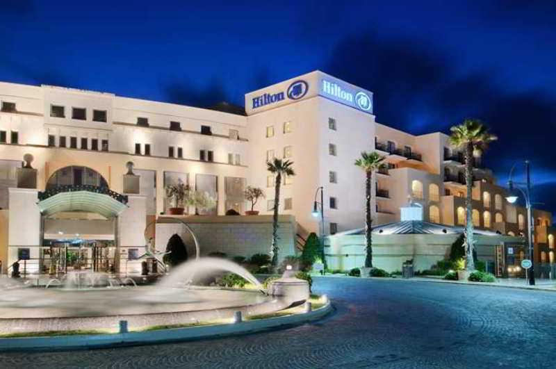8 daagse vliegvakantie naar Hilton Malta in st. julians, malta