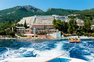 Griekenland, Corfu, Nissaki