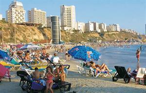 Israel, Middellandse Zeekust, Netanya