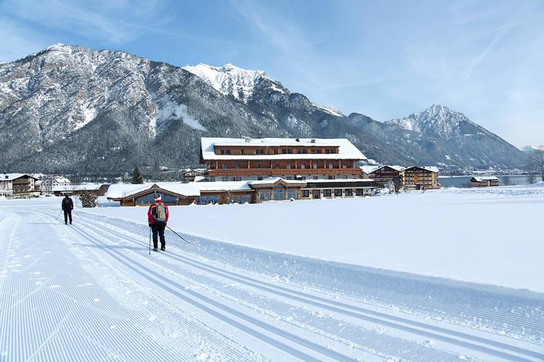 8 daagse wintersport vakantie naar Wagnerhof in pertisau, oostenrijk
