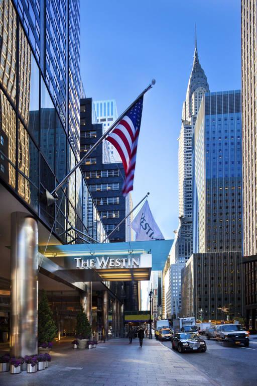 8 daagse vliegvakantie naar The Westin New York Grand Central in new york city, verenigde staten