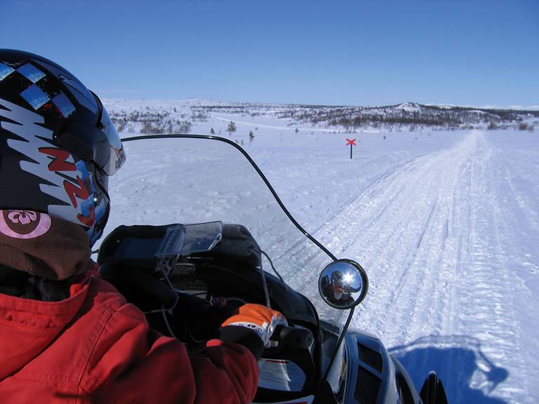 8 daagse wintersport vakantie naar Sallatunturin Tuvat in sallatunturi, finland