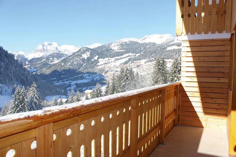 8 daagse wintersport vakantie naar Le Grand Lodge in chatel, frankrijk