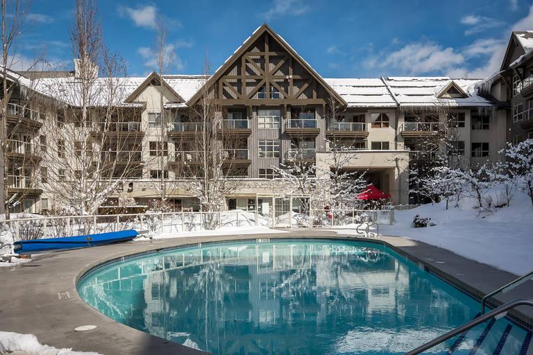 8 daagse wintersport vakantie naar The Aspens in whistler, canada