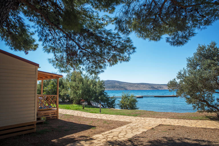 22 daagse kampeervakantie naar Bluesun Camp Paklenica in starigrad-paklenica, kroatie