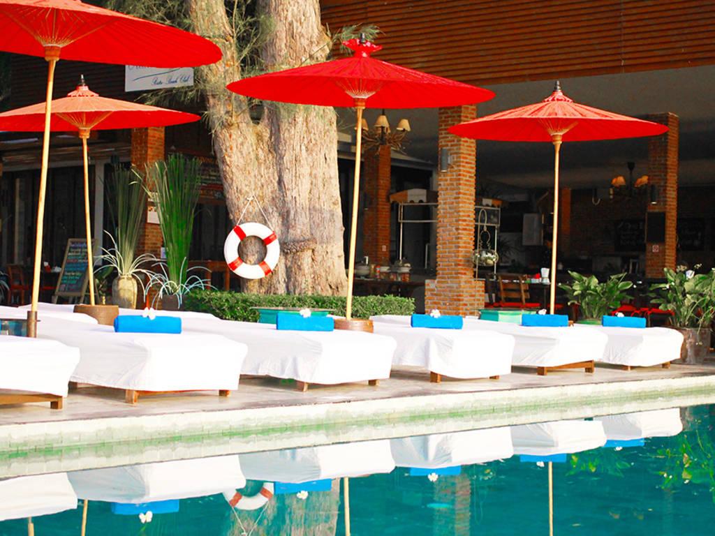 8 daagse vliegvakantie naar Baan Laksasubha Resort in hua hin, thailand