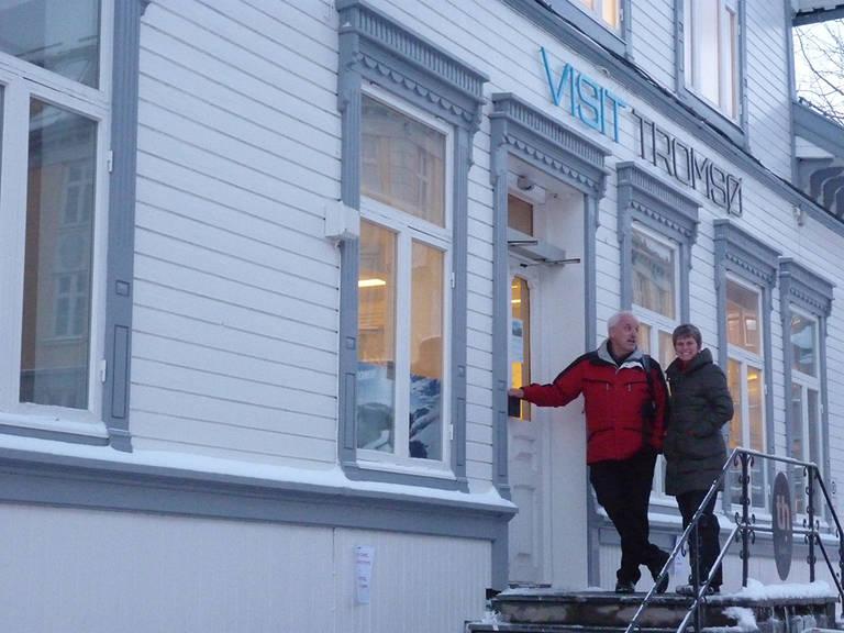 8 daagse vliegvakantie naar Scandic Tromso in tromso, noorwegen