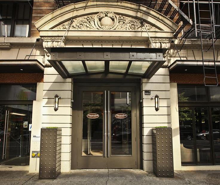 8 daagse vliegvakantie naar Amsterdam Court in new york city, verenigde staten