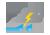 zwaar bewolkt met kans op onweer