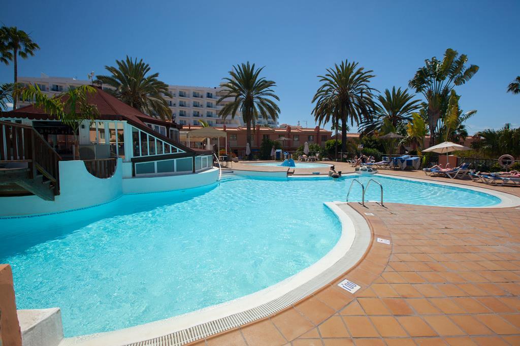 Jardin del sol in playa del ingles voordelig op vakantie for Jardin del sol gran canaria
