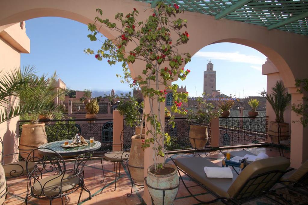 Marokko, Marrakech, Marrakech
