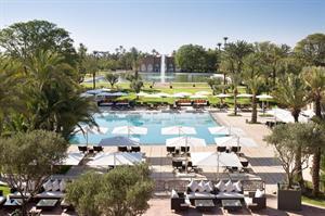Pullman Marrakech Palmeraie Resort en Spa