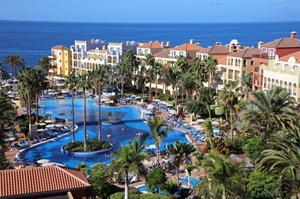 Spanje, Tenerife, Playa Paraiso