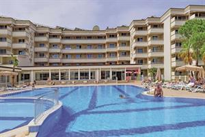Turkije, Turkse Riviera, Titreyengol