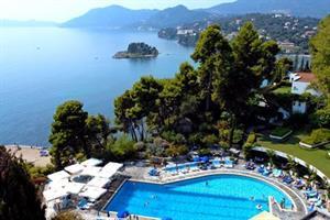 Griekenland, Corfu, Kanoni