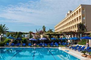 Griekenland, Corfu, Corfu-stad