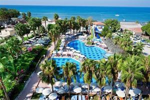 Turkije, Turkse Riviera, Kumkoy