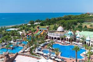 Turkije, Turkse Riviera, Colakli