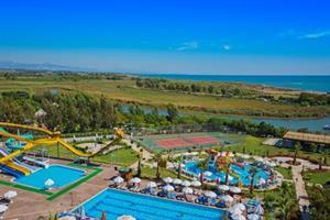 Turkije, Turkse Riviera, Bogazkent