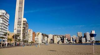 8 daagse vliegvakantie naar Torre Levante in benidorm, spanje