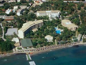 Griekenland, Corfu, Moraitika