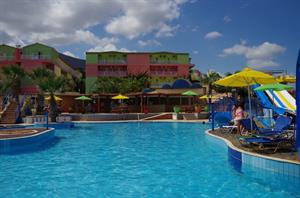 Eri Beach en Village Waterpark