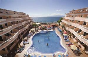 Spanje, Tenerife, Playa De La Arena