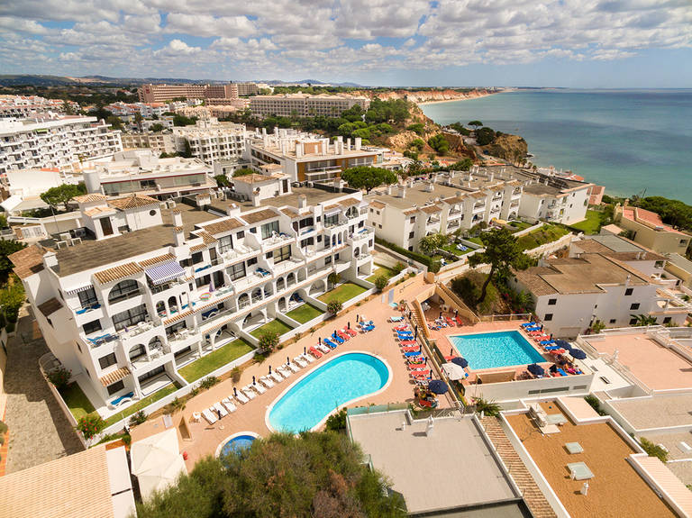 Portugal, Algarve, Olhos D Agua